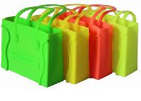 Fashionable Eco-friendly silicone rubber beach bag