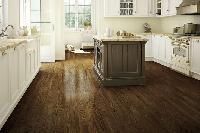Oak Deep Brown Wood Flooring