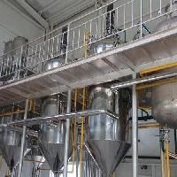 Palm Fibre Oil Extraction Plant