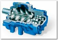 Rotary Screw Air Compressors (atlas Copco )