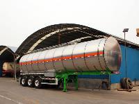 Edible Oil Tanker Trailer