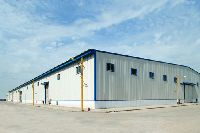 Corrugated Roofing Sheet Shed Fabrication Services