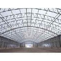FRP Industrial Shed Fabrication Services
