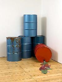 Oil Paint Drums