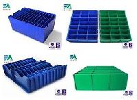 Polypropylene Partition Corrugated Boxes