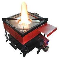 Biomass Pellet Cooking Stoves