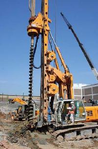 Building Piling Machine