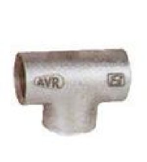 Malleable Galvanized Iron Equal Tee