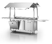 Stainless Steel Food Carts
