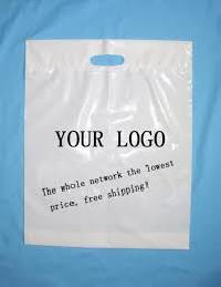 Printed Plastic Carrier Bags