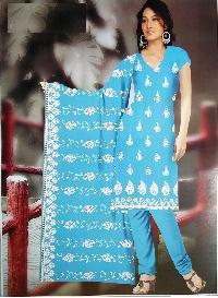 Ladies Long Churidar Suits