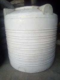 White Plastic Water Tanks