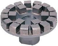 Metal Bond Satellite Wheels (For Polishing Heads)