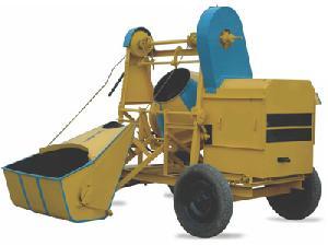 10/7 Mechanical Concrete Mixer