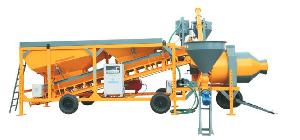 Compact Reversible Batching Plant