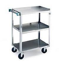 Stainless Steel Two Layer Cart