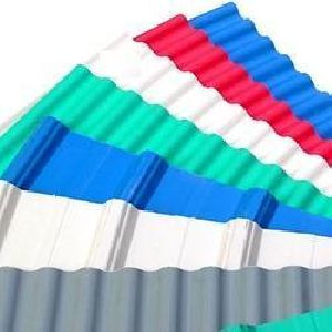 Color Coated Corrugated Sheets