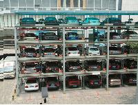 Hydraulic Puzzle Car Parking System