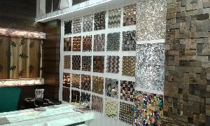 Glass Mosaic Highlighter Tiles