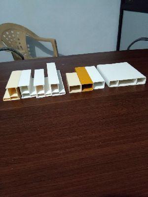 PVC Low Door Frame Profiles