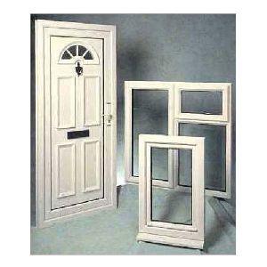 PVC Door & Frames