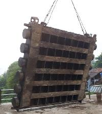 River Flood Gate