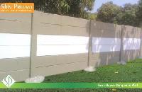 Farm House Compound Wall