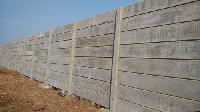 RCC Prestressed Compound Wall