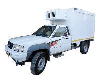 Eutectic Refrigerated Van