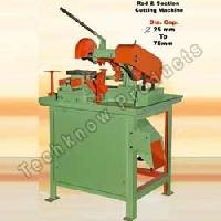 Rod And Section Cutting Machine