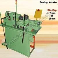 Single Head Turning and Threading Machine