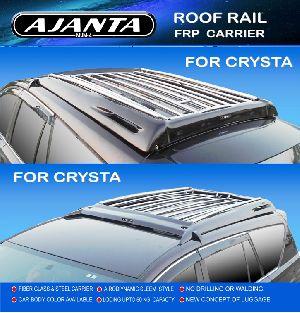 Roof Rail Carrier For Innova Crysta - Ajanta Carrier