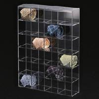 Acrylic Tie Display Stands