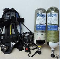 Drager Air Breathing Apparatus
