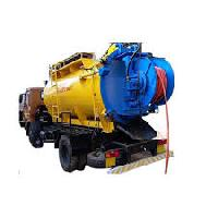 Sewer Suction Cum Jetting Machine