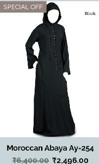 Arabic Abaya