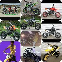 Kides Super Dirt 50cc Bike