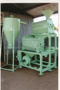 Maize Polishing Machine