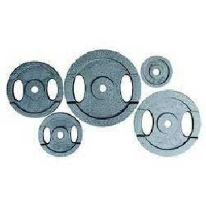 Cast Iron Weight Lifting Plates