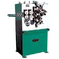 Automatic Spring Washers Coiling & Cutting Machine
