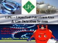 Lpg Gas Detection System