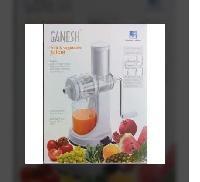 Ganesh Fruit & Vegetable Juicer
