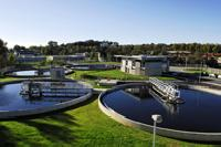 Wastewater Treatment Plant For Sludge Treatment