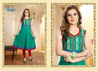 Anarkali Cotton Kurtis
