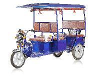 Tricycle E Rickshaw