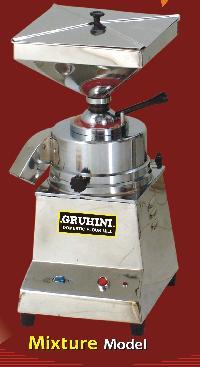 Regular Mixture Table Top Flour Mill