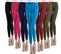 Womens Multi Color Jeggings