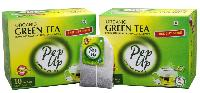 Premium Organic Green Tea Bag (10 Tea Bags)