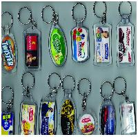 Promotional Digital Printed Keychains
