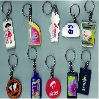 Promotional Wooden Printed Keychains